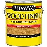 Minwax 71001000 Wood Finish Penetrating Stain, gallon, Golden Oak