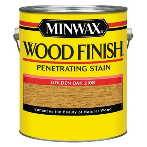 Golden Oak Hardwood Flooring (Minwax 71001000 Wood Finish Penetrating Stain, gallon, Golden Oak)