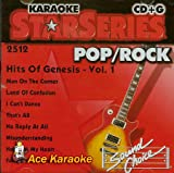 Sound Choice Star CDG SC2512 - Pop/Rock - Hits Of Genesis Vol.1