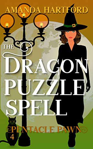The Dragon Puzzle Spell (Pentacle Pawn Book 4) by [Hartford, Amanda]