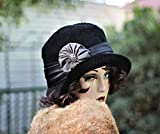 20s Vintage Style Cloche Hat