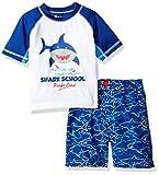 iXtreme Boys' Shark Rash Guard Set