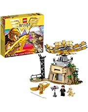 LEGO DC Wonder Woman vs Cheetah 76157 with Wonder Woman (Diana Prince), the Cheetah (Barbara Minerva) and Max; Action Figure LEGO Toy for Kids Aged 7 and up, New 2020 (371 Pieces)