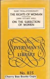 A Vindication of the Rights of Woman, Mary Wollstonecraft, 0460008250