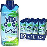 Vita Coco Coconut Water, Pure Organic | Refreshing Coconut Taste | Natural Electrolytes | Vital Nutrients | 11