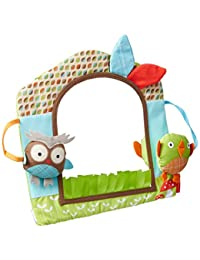 Skip Hop Baby Treetop Friends Activity Mirror, Multi BOBEBE Online Baby Store From New York to Miami and Los Angeles