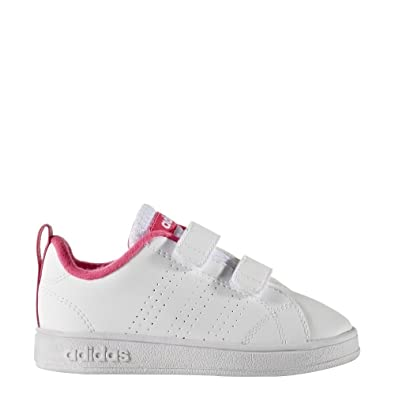 55281f56f35 adidas Vs Advantage Clean Cmf Inf, Unisex Babies' Low-Top Sneakers ...