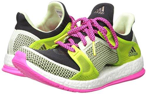 X Noir Femme solaire Adidas Pure Semi Boost Course W Rose Choc De Pour Tr Chaussures pwg1S