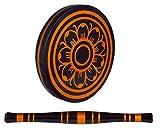 Ansh Handmade Wood Toy/Replica Rolling Pin & Polpat , Chakla & Belan , Made In India