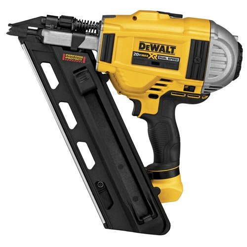 Cordless Framer - DEWALT DCN692B 20V Max XR Brushless Dual Speed Nailer