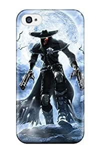 New Darkwatch Curse Of The West Skin Case Cover Shatterproof Case For Iphone 4/4s 5204329K33698211