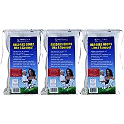 Earth Care Odor Removing Bag Stinky Smells Pet Odor etc (3 Pack)