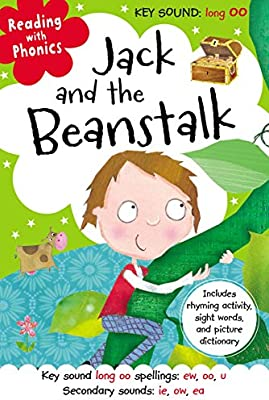 Reading with Phonics Jack and the Beanstalk: Key Sound Long