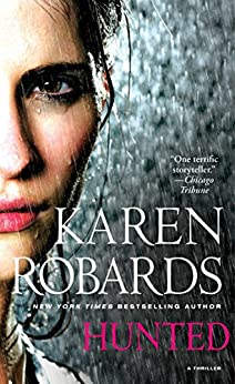 Hunted by [Robards, Karen]