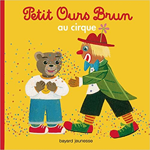 Download PETIT OURS BRUN AU CIRQUE NED pdf ebook