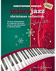 Christopher Norton - Microjazz Christmas Collection: Piano Intermediate to Advanced Level