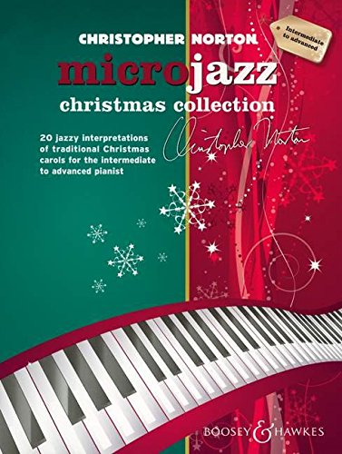 MICROJAZZ CHRISTMAS COLLECTION INTERMEDIATE-ADVANCED PIANIST