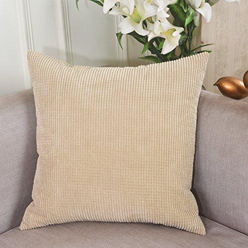 Brilliant Supersoft Corduroy Cushion Decorative