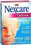 Nexcare Opticlude Orthoptic Eye Patches Regular