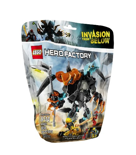 LEGO Hero Factory 44021 SPLITTER Beast vs. FURNO and EVO