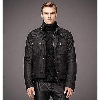Belstaff Mojave 2.0 wax cotton jacket black XL