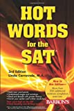 img - for Hot Words for the SAT (Barron's Hot Words for the SAT) book / textbook / text book