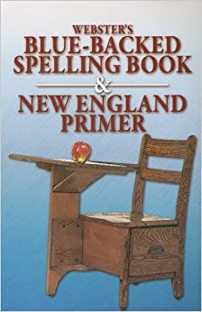 Blue backed spelling book author