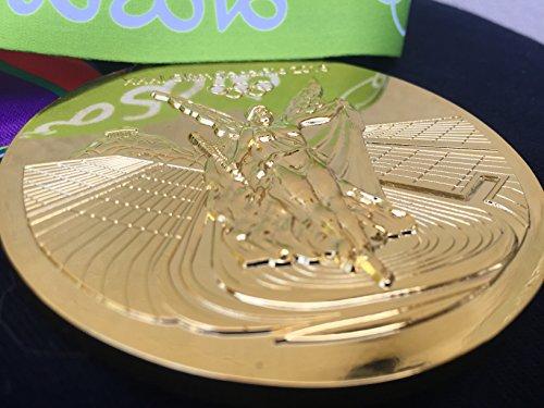 RIO 2016 OLYMPIC GOLD Souvenir medal