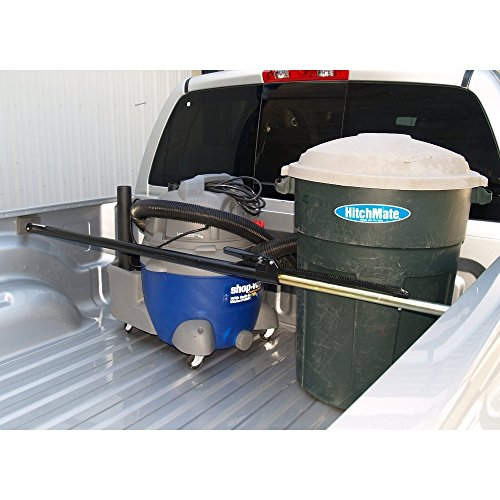 Truck Bed Cargo Management (Heininger  4016 HitchMate Cargo Stabilizer Bar for Full-Size Trucks)