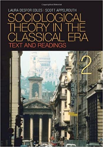 Amazon sociological theory in the classical era text and sociological theory in the classical era text and readings 2nd edition fandeluxe