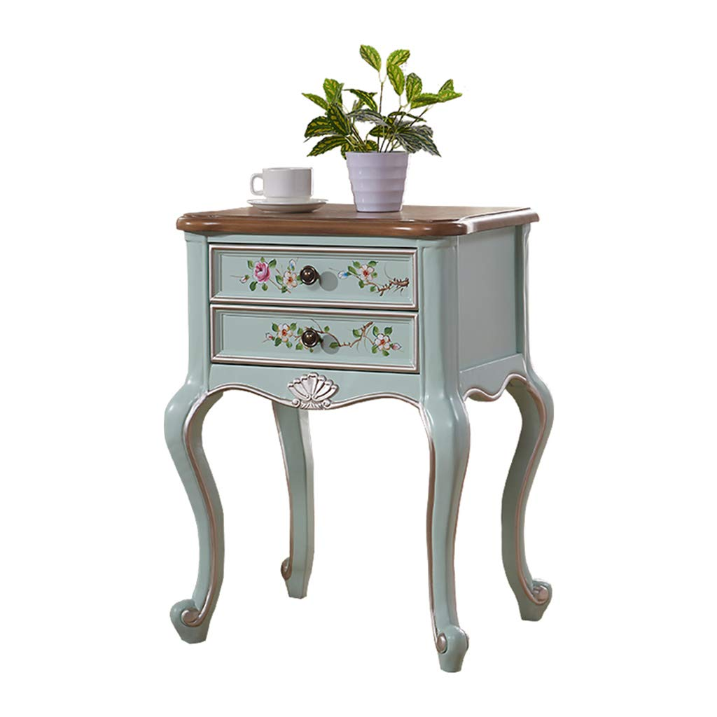 Coffee Tables Telephone Tables Painted Sofa Side Movable Sofa Side Table Modern Minimalist Seating Area Phone Table Desk Rack with Drawer Bedside Table Mobile Small Console Table by Coffee Tables