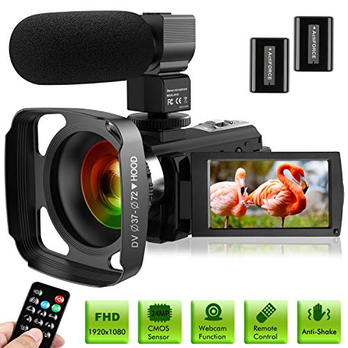 Ultra Hd Video Camera
