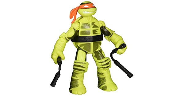 Amazon.com: TMNT Mutant Turtles 2016 Nickelodeon Series 4.5 ...