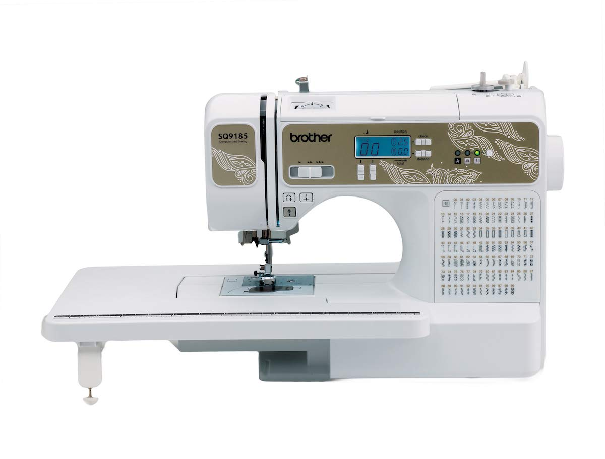 Brother RSQ9185 Computerized Sewing and Quilting Machine, Renewed by Brother