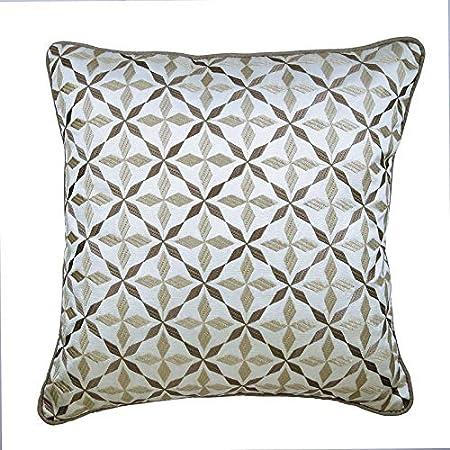 Sharon Cuscini.Amazon Com Handmade Gray Euro Pillow Shams 26x26 Inch 65x65 Cm