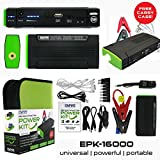 EMPIRE 16000mAh UNIVERSAL POWER KIT