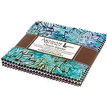 Artisan Batiks Terrace Charm Pack 42 5-inch Squares Robert Kaufman