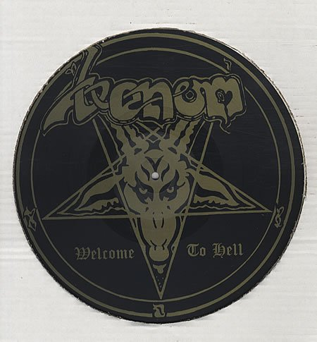 Welcome To Hell (Original Picture Disc)