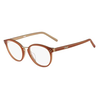 ca27ae9c55 Chloe CE2666-208-52 Ladies CE2666 Caramel Eyeglasses at Amazon Men s ...
