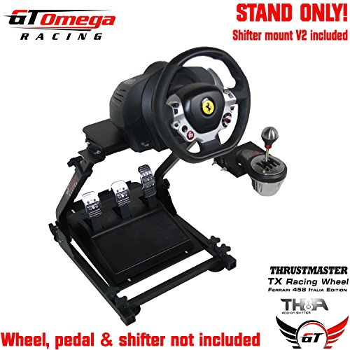 GT Omega Steering Wheel stand PRO for Thrustmaster TX