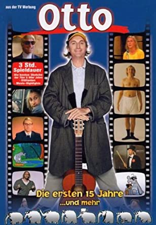Otto - Die ersten 15 Jahre und mehr!  Amazon.de  Otto Waalkes  DVD ... 891fc61e0b