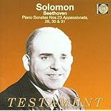 """Sonates pour piano nos 23 """"Appassionata"""", 28, 30 & 31"""