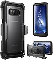 i-Blason Armorbox Series Case for Galaxy S8+ Plus,  Full body   Heavy Duty  Shock Reduction / Bumper Case WITH