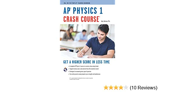 Amazon ap physics 1 crash course book online advanced amazon ap physics 1 crash course book online advanced placement ap crash course ebook amy johnson kindle store fandeluxe