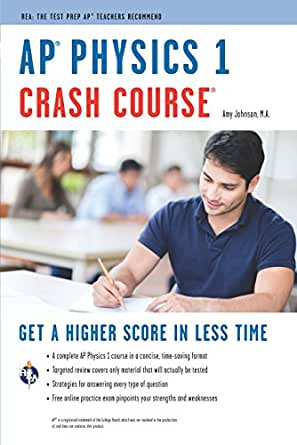 Amazon ap physics 1 crash course book online advanced ap physics 1 crash course book online advanced placement ap crash course revised ed edition kindle edition fandeluxe Choice Image