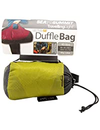 Sea to Summit Travelling Light Ultra-Sil Travel Duffle Bag - 40L (Lime Green)