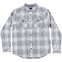 O'Neill Mens Jack O'Neill Trails Button Up Long-Sleeve Shirts