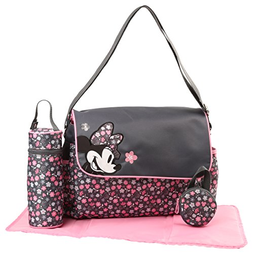 Disney Minnie Mouse Diaper Floral product image