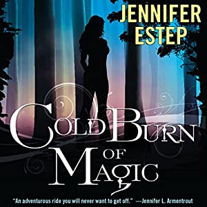 Cold Burn of Magic Audiobook