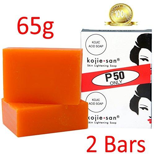 Kojie San Lightening Soap Pack product image